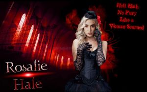 Rosalie Hale by Bookfreak25