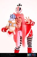 Ghost Princess Perona Cosplay by cloud-dark1470