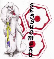 Sesshomaru by Voie