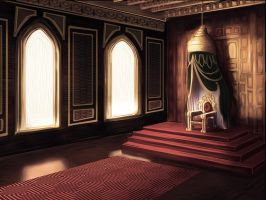 Queens Chamber by connvince