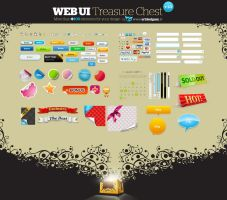 WEB UI Treasure Chest v 1.0 by LazyCrazy