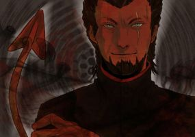 x-men first class azazel by vanillatte54