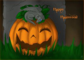 Happy Halloween by Avenley-Brianne