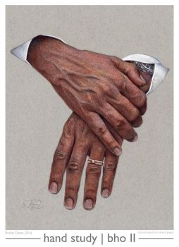 hand study | bho II by Randy-man