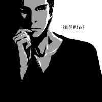 DC: Bruce Wayne by mick347