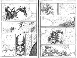 lobo pages by VASS-comics