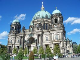 Berliner Dom by unique2063