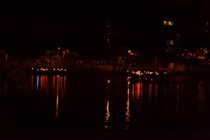 Reflections On The Water 3 by The-Lady-Blue