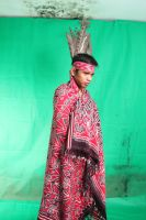 DAYAK INDIAN by arya-poenya-stock