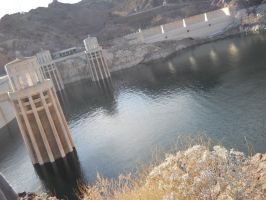 Hoover Dam by Deadly-Meow