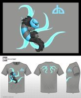 Patches shirt design by moatswimmer-inugrl