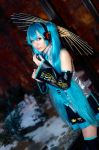 Classic Miku Hatsune Frost Con 2015 #19 by Lightning--Baron