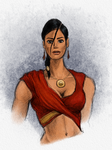 Prince of Persia - Farah by Hewison