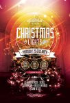 Christmas Lights Flyer by styleWish