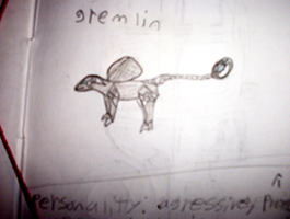 gremlin by twood5