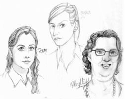 The Office FanArt .. Again by MimiMunster