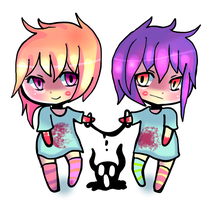 Yandere Boy Twins (Closed) by Sonikkufreak