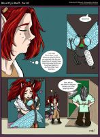 Fern Sea Chronicles - Blind Fly's Bluff Page 8 by indigowarrior