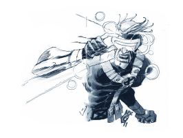 WONDERCON_CYCLOPS by EricCanete
