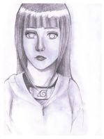 Hinata sketch by Jeageractive