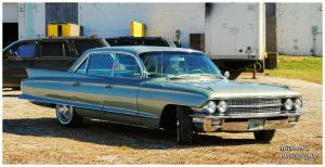 A Cool Old Cadillac by TheMan268