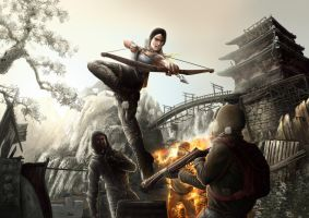 Arise Tomb Raider by Adrean-BC