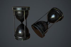 HourGlass Quixel Test by KevinLongtime