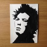 Day 20: Sid Vicious by Timur-Tyo