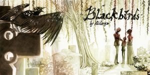 Blackbirds Cover by valdorien