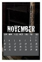 Calendar Month 11 by TheRolePlayingGame