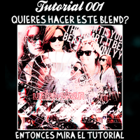 Tutorial 001 (Blend/Facil) by MyHeartBeatsForDemiL