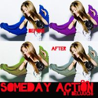 Someday action by beluuchi