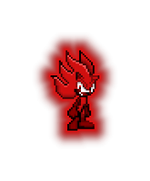 random drevil sprite by blueSpriterZ