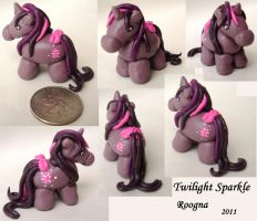 Clay Twilight Sparkle by Roogna