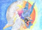 Sun's Moonlight by Dawn22Eagle