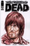 Walking Dead sketch cover by 93Cobra