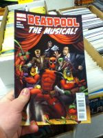 Deadpool The Musical by BigAl2k6