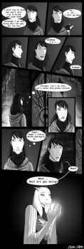 LABYSS [Confusion/p14, Undertale comic] by Reunaa