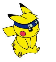 Pikachu With Goggles by Tegalad2