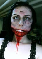 Zombie Experiment Photo6 by asunder