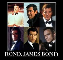 James Bond by AwesomenessDK