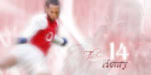 Thierry Henry sig by metalhdmh