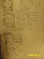 What happens in the tent...stays, in the tent by unicornhearts0000