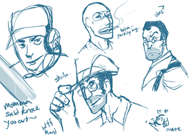 TF2 practice by HellLemur