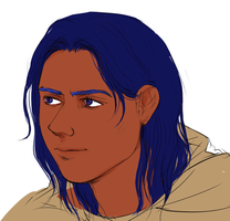 asoiaf Young Griff by jubah