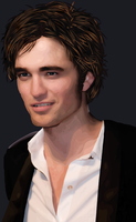 Robert Pattinson Vexel by itsreality