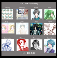 2010 Summary I guess.... by NoirEclipse