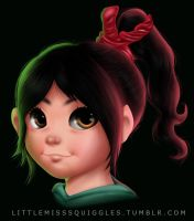 VANELLOPE by LittleMissSquiggles