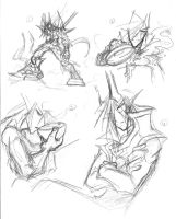 Syrus_sketches by Tyshea