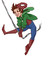 Peter Parker by tveye363